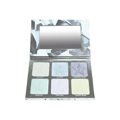 Jeffree Star Cosmetics - Skin Frost - Pro Palette - Platinum Ice
