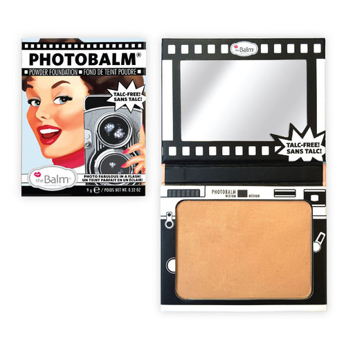 theBalm - PhotoBalm- Powder Foundation- Medium