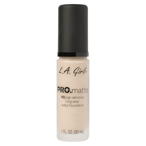 L.A. Girl - PRO.Matte HD Long Wear Foundation - Ivory