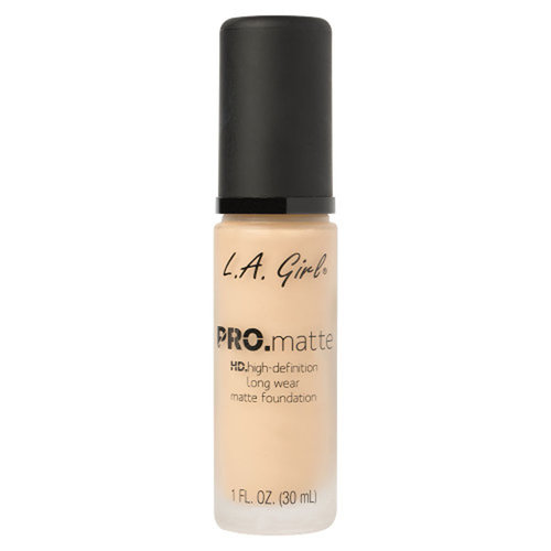 L.A. Girl - PRO.Matte HD Long Wear Foundation - Bisque