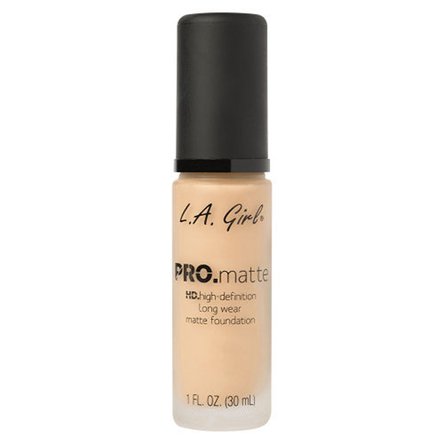 L.A. Girl - PRO.Matte HD Long Wear Foundation - Light Tan