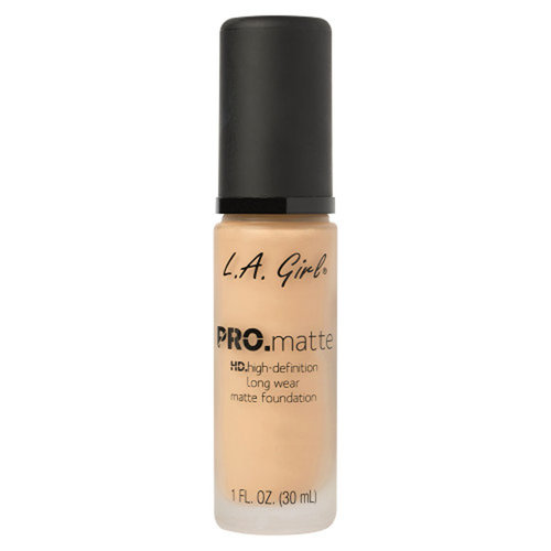 L.A. Girl - PRO.Matte HD Long Wear Foundation - Soft Honey