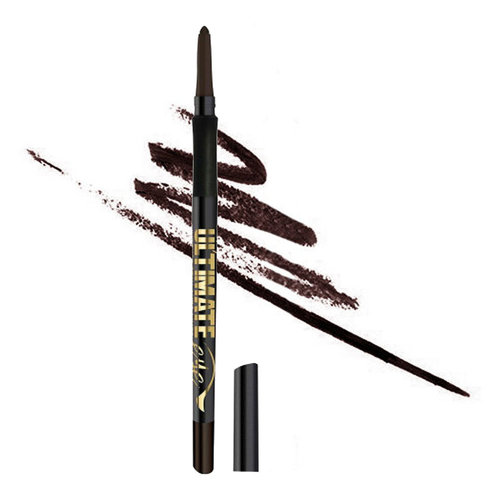 L.A. Girl - Ultimate Intense Stay Auto Eyeliner - Deepest brown