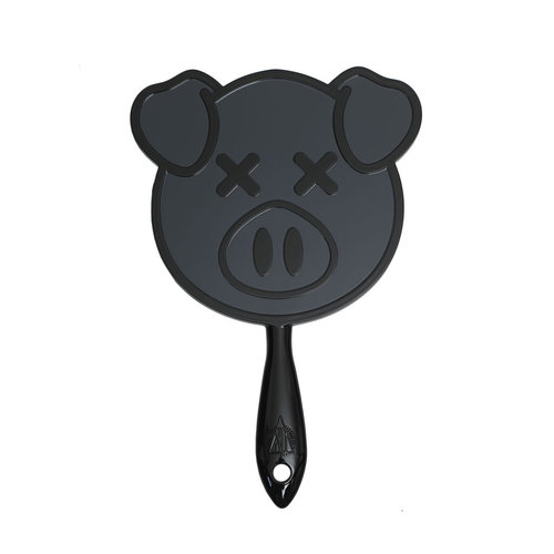 Jeffree Star Cosmetics Hand Mirror – Black Pig