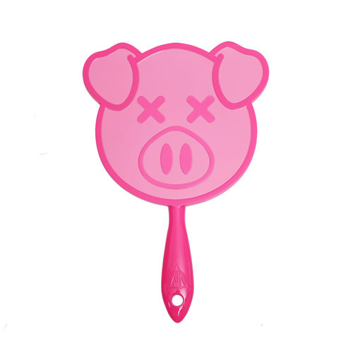Jeffree Star Cosmetics Hand Mirror – Pink Pig